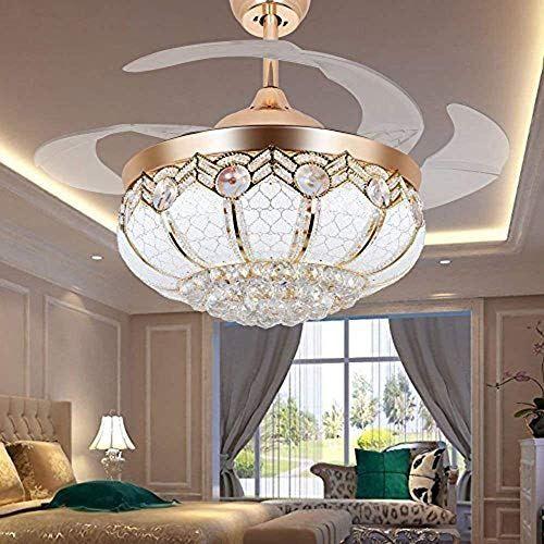 Tiptonlight Modern Crystal Chandelier Ceiling Fan Lamp Best Offer Ineedthebestoffer Com Ceiling Fan With Light Modern Crystal Chandelier Ceiling Fan Chandelier