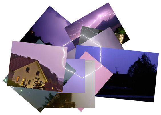 lightning drawn shapes by cassandra c. jones