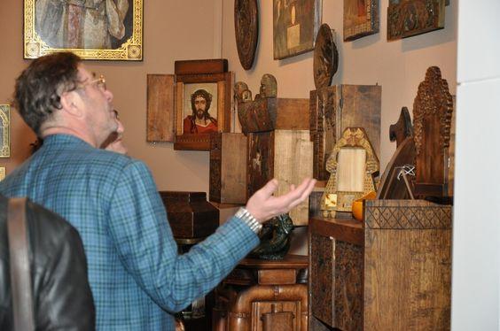 25 октября завершил свою работу 39 Российский Антикварный Салон. За 9 дней ярмарку посетило более 20 000 человек.