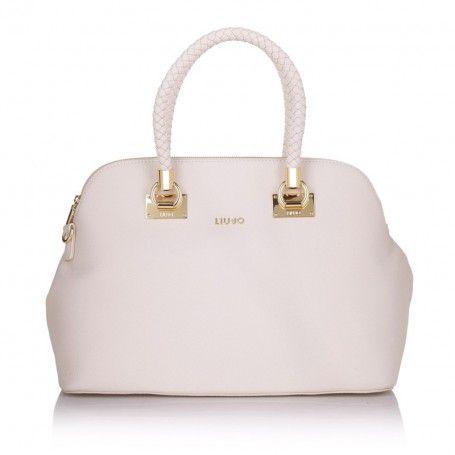 LIU JO Tasche – Shopping Bag Scomparti True Champagne – in beige – Henkeltasche für Damen