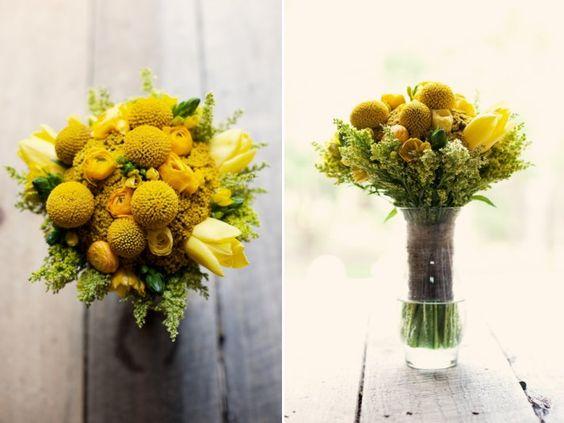 Lemon, Charcoal, Navy Rustic Real Wedding   OneWed
