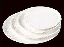 Como fazer pratos de porcelana