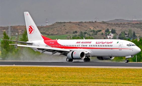Armario de Noticias: confirma se estrella avión de  Air Algerie
