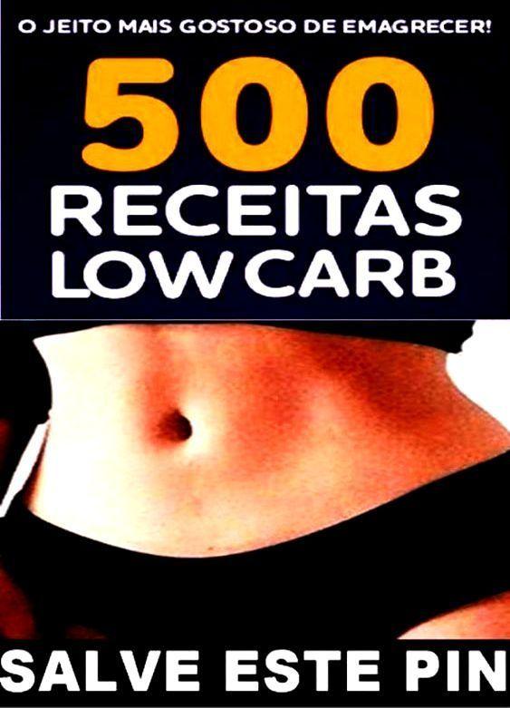 dieta low carb livro pdf