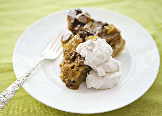 Pumpkin bread puddings, Pumpkin bread and Bread puddings on Pinterest