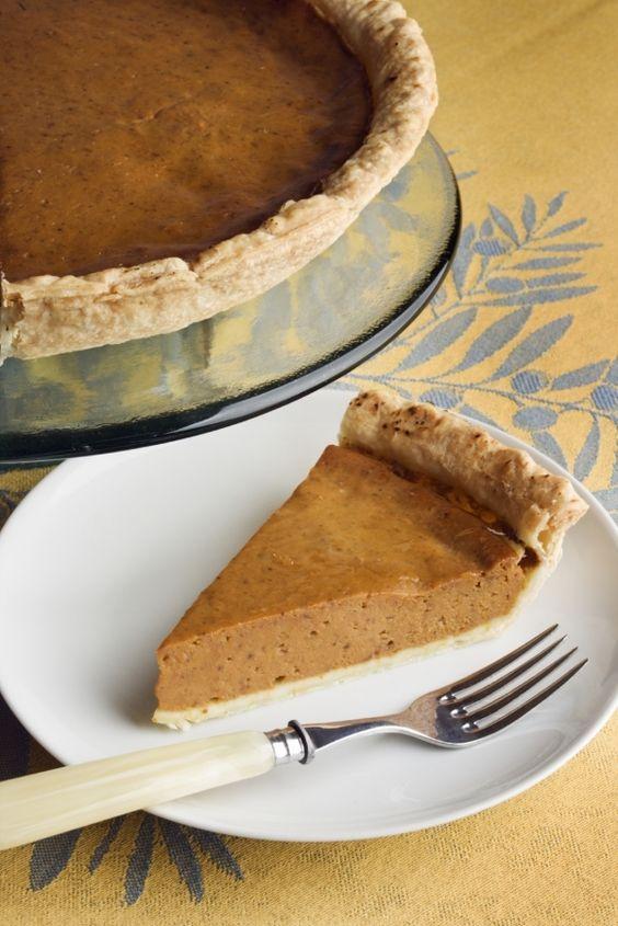 8. Pumpkin Pie- The Classic Recipe