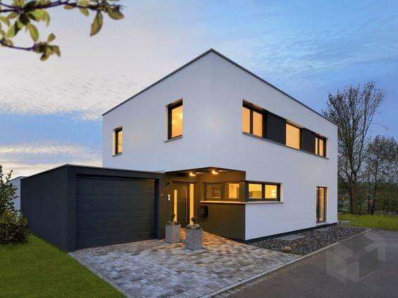 Spöri von Fertighaus WEISS  Wohnfläche gesamt143 m² Zimmeranzahl4