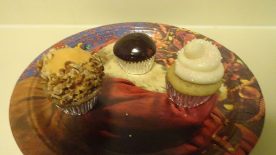 Cupcakes From Ivey Cakes Spoiled Rotten Apple Cider With