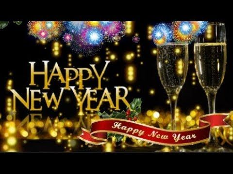 Happy New Year 2019 Wishes Video Download Whatsapp Video Song Countdow Happy New Year 2019 Happy New Year Newyear