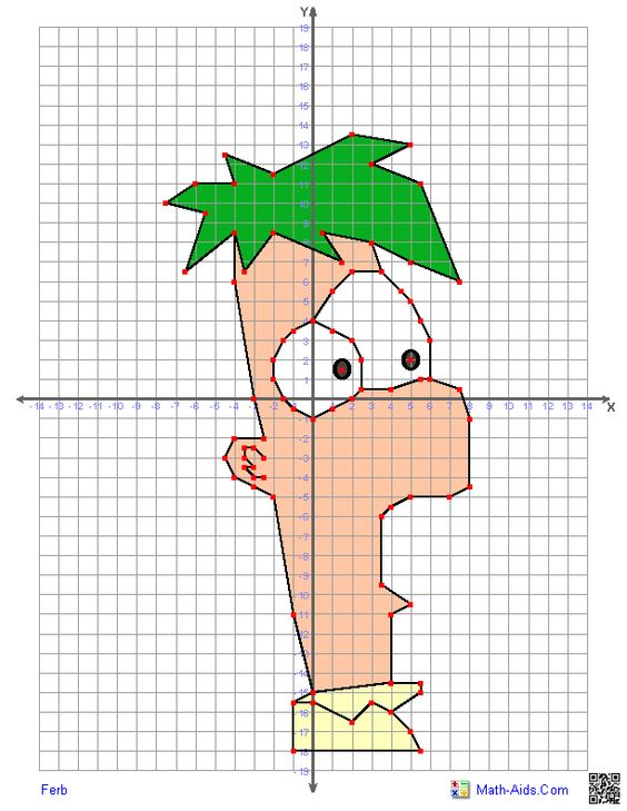 Use Ordered Pairs For Graphing That Kids Will Actually Enjoy Lots Of Characters To Choos Coordinate Graphing Pictures Coordinate Graphing Graphing Worksheets