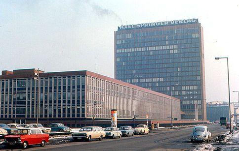 1970 Axel-Springer-Verlag