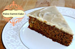 Paleo, what? :: Paleo Carrot Cake   Decadently Fit