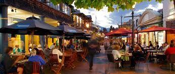 queenstown town