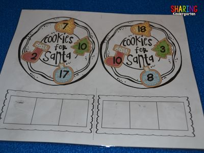 Cookies for Santa Mat