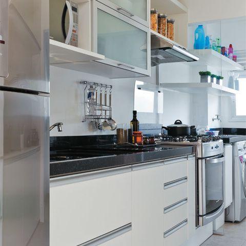 Cozinha Linear