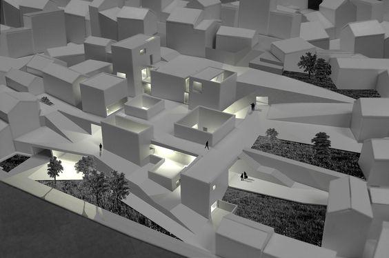 Prêmio Secil Universidades – Arquitetura: Mercado Multicultural na Cova da Moura / Ricardo Carreiro