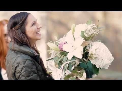 Today's Bride Styled Shoot 2016 - YouTube