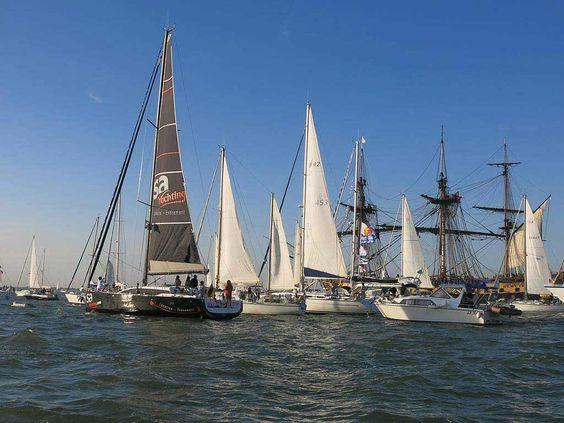 Slideshow - SA Yachting, sailboat charter with skipper in La Rochelle
