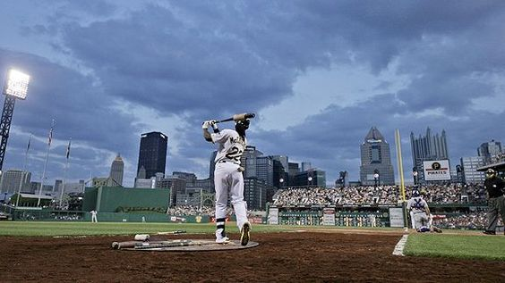 Andrew McCutchen, PNC Panorama    #Pirates #MLB