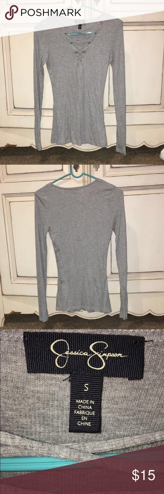 Jessica Simpson top Size small. No flaws. Jessica Simpson Tops