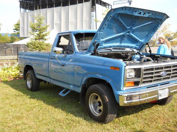 1981 Ford Ranger Truck