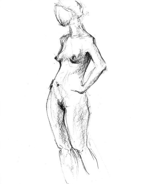 Drawing, by Carina Kroeze