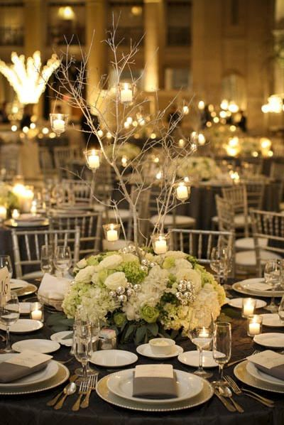 Decoration Table - dieses Arrangement gefällt uns am Besten
