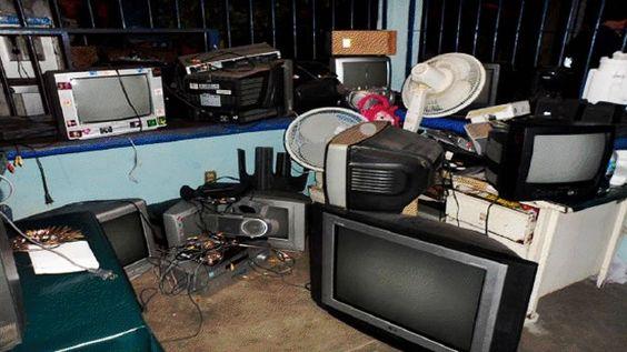La SSP, llevó a cabo una requisa en el Cereso de Acapulco