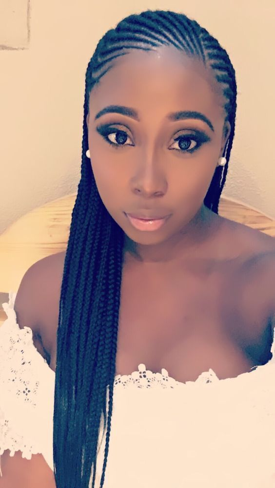 2019 Beautiful And Trendy African Braids Braids African