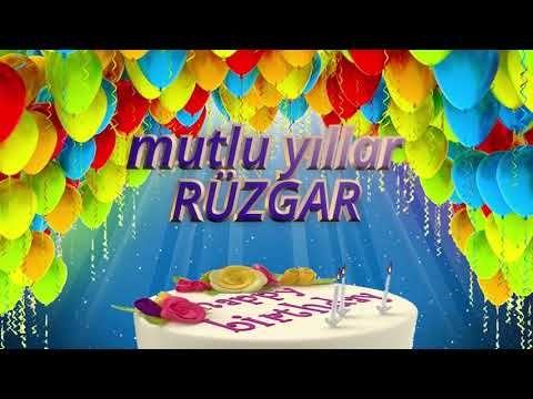 Mutlu Yillar Ruzgar Isme Ozel Dogum Gunu Sarkisi Youtube Birthday Neon Signs Make It Yourself