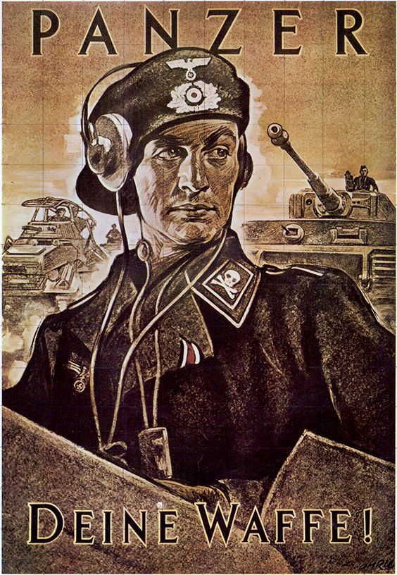 World war 1 german propaganda posters