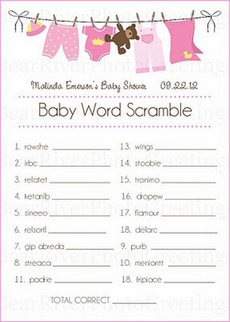 baby shower games and gift ideas unique baby shower favors ideas