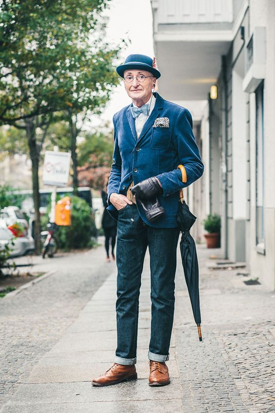 104-Year-Young Grandpa Has More Style Than You (And Less Years Than Internet Says) | Bored Panda