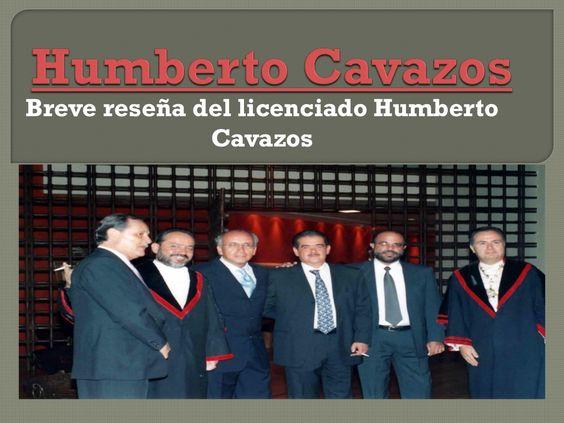 Humberto cavazos by Humberto Cavazos via slideshare