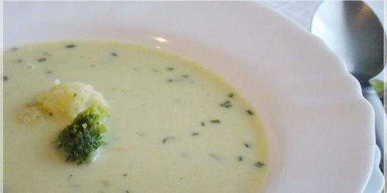 krem juha od brokule i karfiola