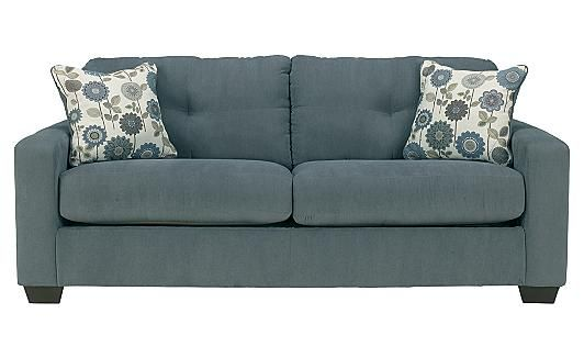 Kreeli Slate Queen Sofa Sleeper Ashley Furniture No Price For The Home Pinterest