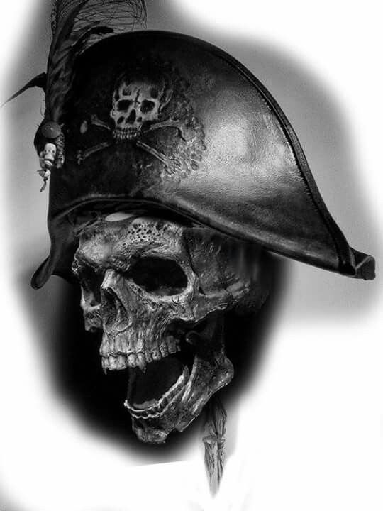 40++ Tete de mort pirate tatouage trends
