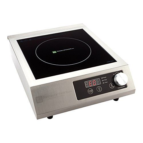 Professional Portable Induction Cooktop Rwt0093 1800w 120v