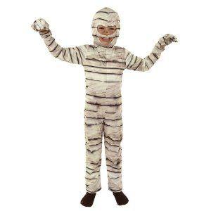 Costume da mummia bambino http://www.regaliperbambini.org/abbigliamento/costumi-carnevale/costume-da-mummia