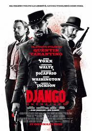 Two years before the Civil War, Django (Jamie Foxx), a slave, finds himself accompanying an unorthodox German bounty hunter named Dr. King Schultz (Christoph Waltz) on a mission to capture the vicious Brittle brothers. Their mission successful, Schultz frees Django, and together they hunt the South's most-wanted criminals. Their travels take them to the infamous plantation of shady Calvin Candie (Leonardo DiCaprio), where Django's long-lost wife (Kerry Washington) is still a slave.