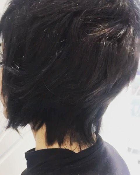 صالون مريم سبهان On Instagram جربتوا قص الشعر عندنا قص الشعر ب 15 Kd فقط قص مع زهرا Short Hair Styles Hair Maryam
