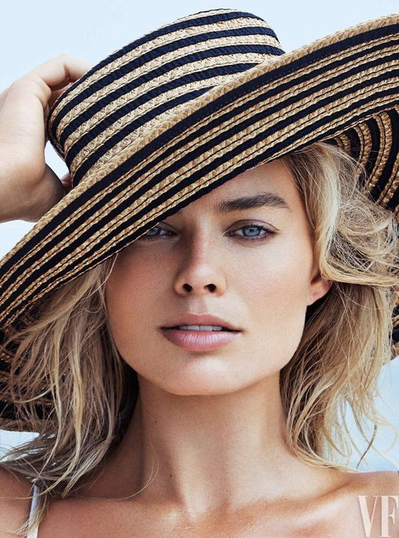 Margot Robbie for Vanity Fair by Patrick Demarchelier