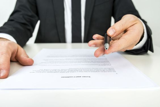 Legalese There Are Agreements That Come With Complicated Terms