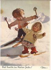 MECKI-Postkarte,Viel Freude im Neuen Jahr