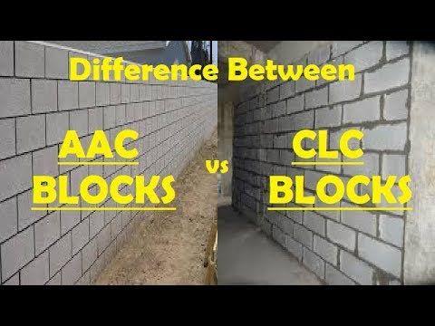 Difference Between Aac Blocks Clc Blocks Youtube In 2020 Aac Blocks Aac Nursing Student Tips