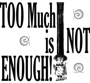 Too Much Is Not Enough Quot Winner Of The 2013 Ebsco