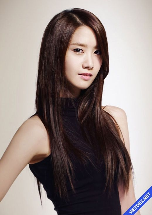 Long Straight Hair Hair Style 2018 Hair Styles Straight Hairstyles Korean Hairstyle Long