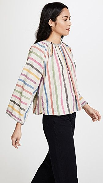 Ace & Jig Farrah Top in Prism