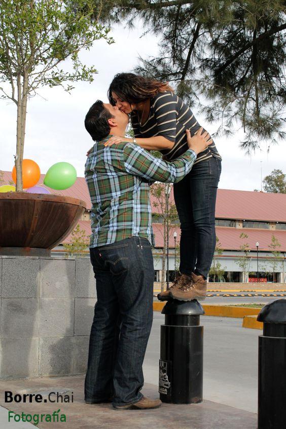 ya no me tengo que parar de puntitas para besarte