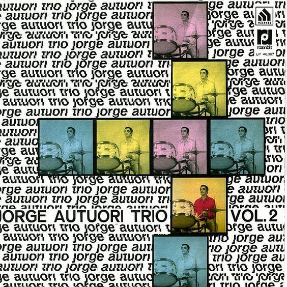 Jorge Autuori - Jorge Autuori Trio Vol. 2 (1968)